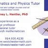 Sidney tutors Physics in Ossining, NY