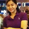Meg tutors in Manila, Philippines