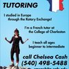 Chelsea tutors Psychology in Charleston, SC