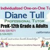 Diane tutors English in Oroville, CA