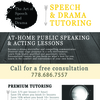 Art of Speech & tutors Music in Vancouver, Canada