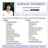 Theresa tutors Organization in Chicago, IL