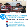 Mathrix tutors Study Skills in Tarlac, Philippines