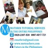 Mathrix tutors ACT in Dasmariñas, Philippines