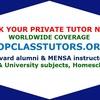 HARVARD_TUTOR_WORLDWIDE tutors Statistics in Germering, Germany