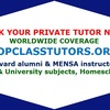 HARVARD_TUTOR_WORLDWIDE tutors Statistics in Johannesburg, South Africa