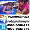 Libe tutors Dyslexia in Manila, Philippines