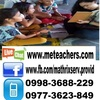 justin tutors French in Cabanatuan, Philippines