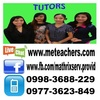 Florence tutors Chinese in Manila, Philippines