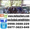TINKER tutors CAHSEE Mathematics in Manila, Philippines