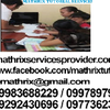 Mathrix tutors English in Passi, Philippines