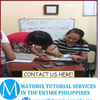 mathrix tutors Statistics in Calamba, Philippines