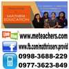 Mathrix tutors Statistics in Biao, Philippines