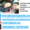 Joy tutors CAHSEE English in Calamba, Philippines
