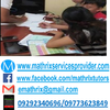 Mathrix tutors Organization in Cavite, Philippines