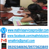 Mathrix tutors SSAT- Elementary Level in Manila, Philippines