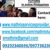 Mathrix tutors Advance Accounting in Manila, Philippines
